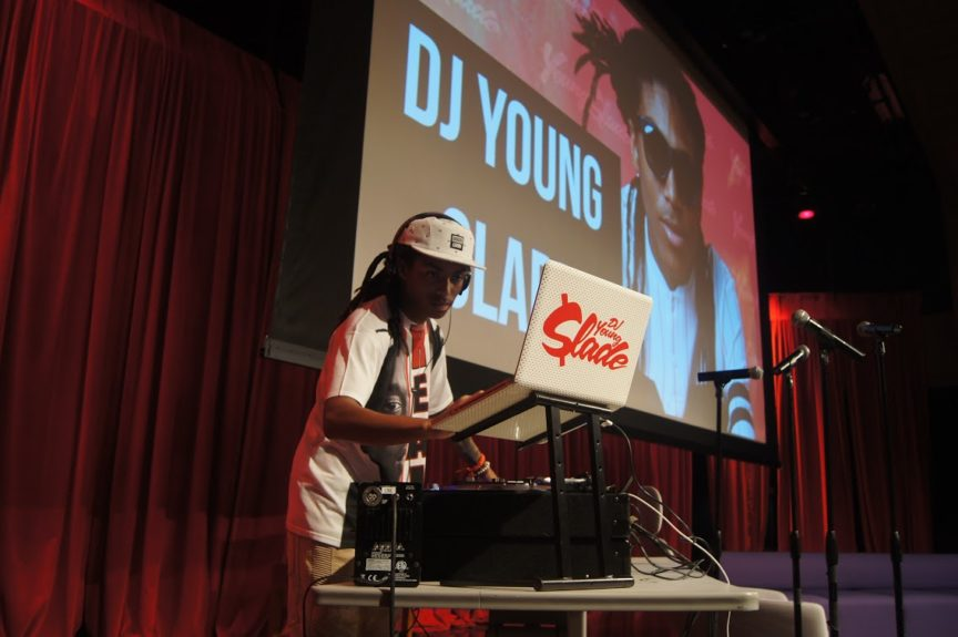 DJ Young Slade