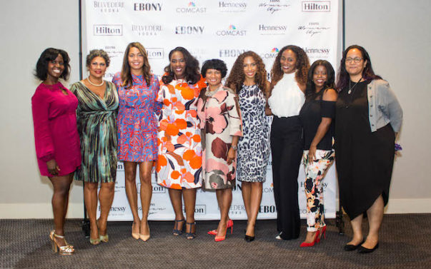 [RECAP] EBONY's 2017 Women Up Power Brunch in Philadelphia Brought Out the Best from Business and Tech