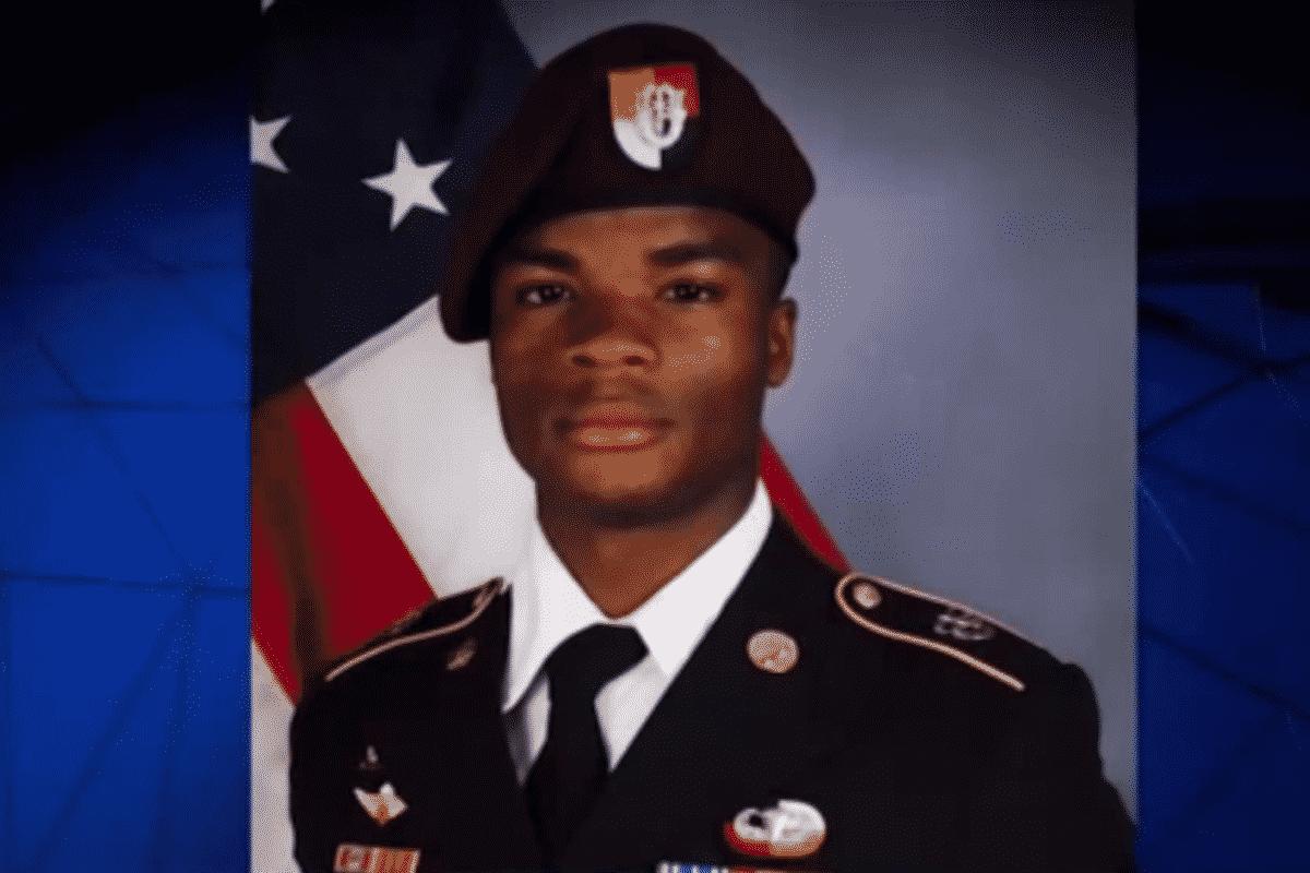 Sgt. La David Johnson
