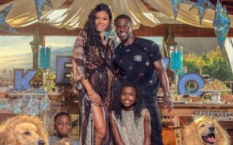Kevin Hart Throws Wife Elaborate Baby Shower After Cheating Scandal (PHOTOS)