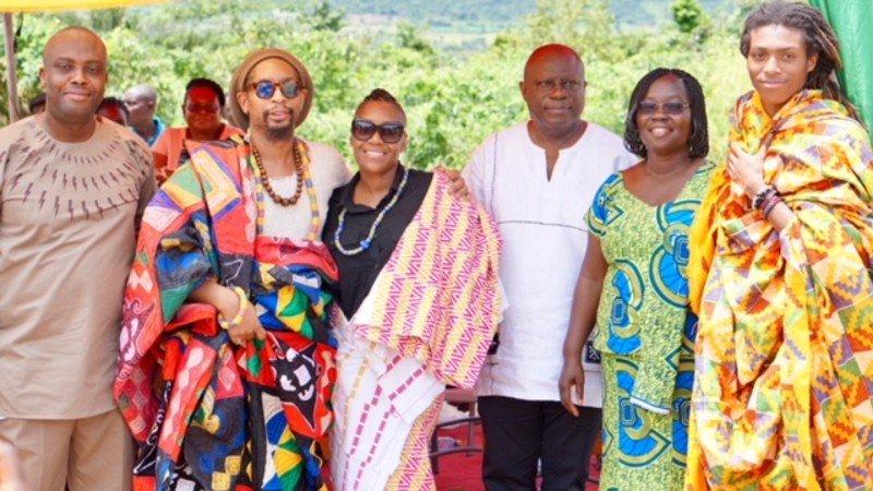 Lil Jon in Ghana