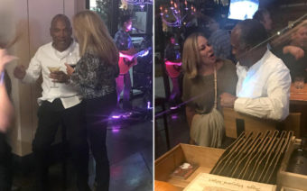 O.J. Simpson Reportedly Back in Vegas, Enjoying Nightlife Upon Release