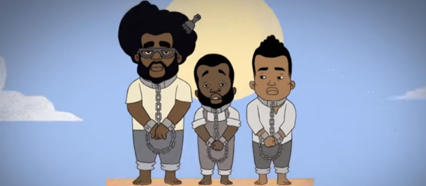 'Black-ish' the Musical: The Roots School Viewers in Animated Clip About Juneteeth