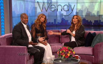 Wendy Williams on Tamar & Vince's Divorce: I Hope It's Not a Publicity Stunt for Your Show!