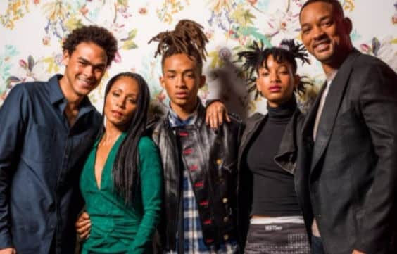 Will, Jada and Family Selling Personal Wardrobe Items for a Cause