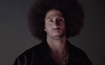 "Colin Kaepernick was chosen as GQ's ""Citizen of the Year."" Colin Kaepernick, Amnesty International"