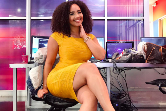 Woman Boycotts News Station Because New Reporter Is Thick and She Ain't