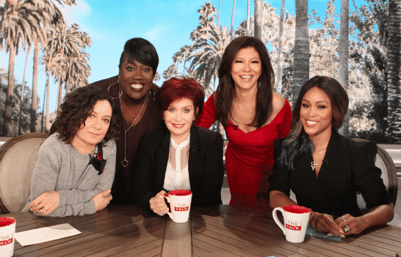 Eve Replaces Aisha Tyler on 'The Talk'