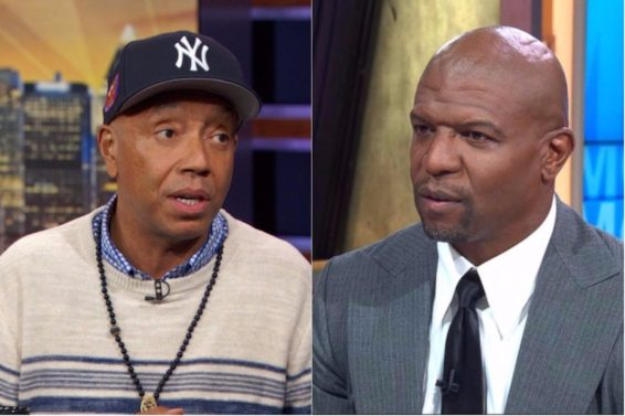 What Does Russell Simmons Have to Do With Terry Crews' Sexual Assault?
