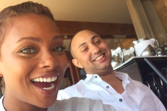 Eva Marcille Accepts Christmas Day Proposal From Boyfriend, Michael Sterling (PHOTOS)