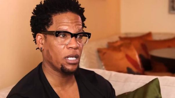 D.L. Hughley Speaks on Death of Infant Son Conceived Through Infidelity