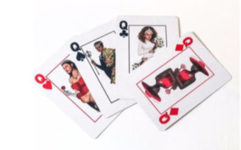This #BlackFriday, Pick Up Your Deck of #BlackExcellence Playing Cards