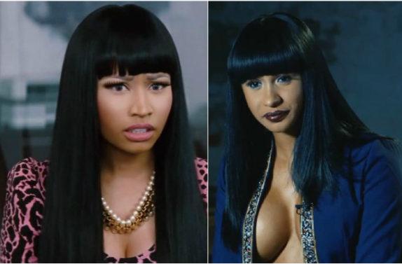 Nicki Minaj Talks 'Motorsport' and Rumored Feud with Cardi B