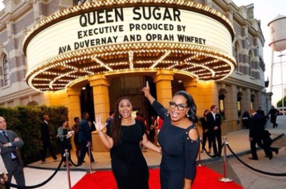Oprah on 'Queen Sugar' Being a Harassment-Free Set: We Don't Hire A**holes!