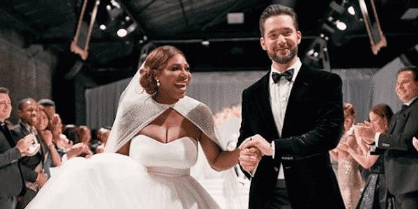 [GALLERY] Serena Williams' Fairy-Tale Wedding Photos Are Breathtaking