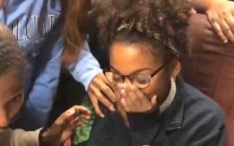 Video of Students Getting Accepted to Ivy League Schools Goes Viral