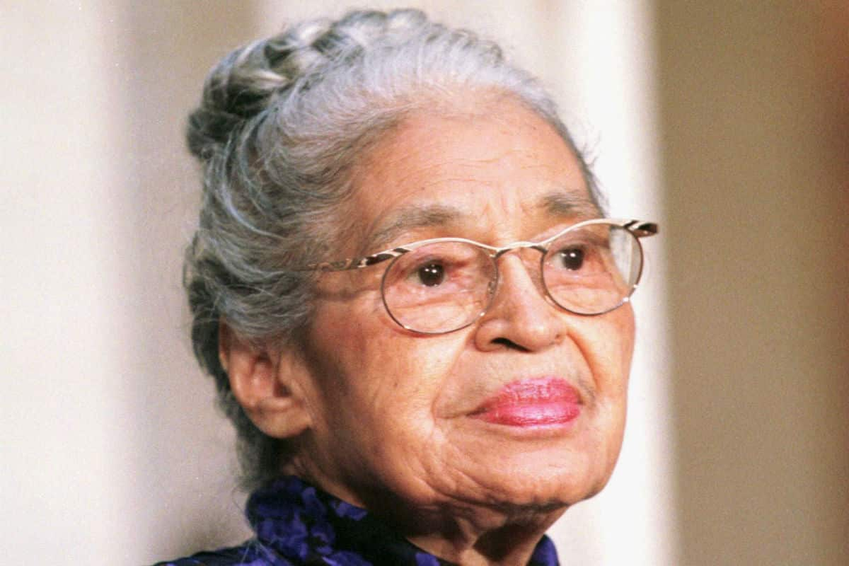 Rosa Parks Crusaded Against The Sexual Assault Of Black Woman