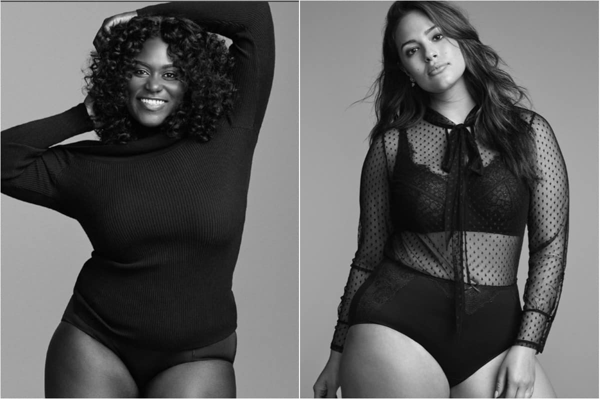 Danielle Brooks Ashley Graham Actress On Body Inclusivity