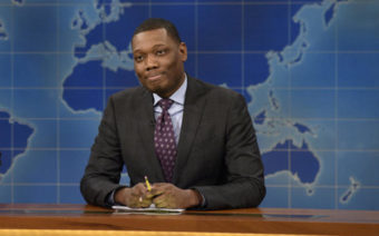 Michael Che Joins The Daily Show