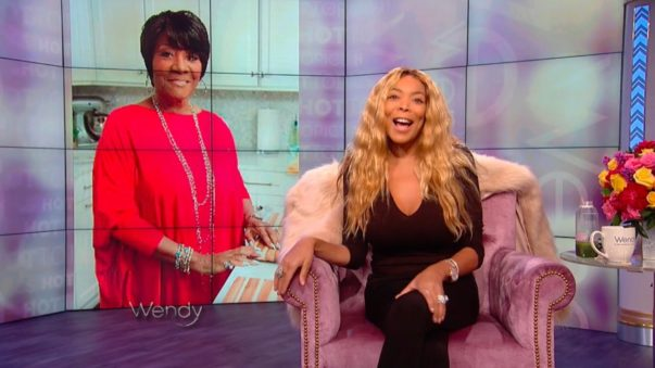 Wendy Williams Says Kim K is 'Desperate for Attention'