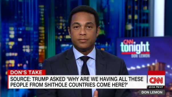 All Hail Don Lemon's Unapologetic 'CNN Tonight' Remarks [VIDEO]