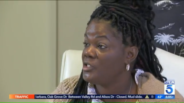 Woman Suing Walmart for Only Locking Up Black Hair Products