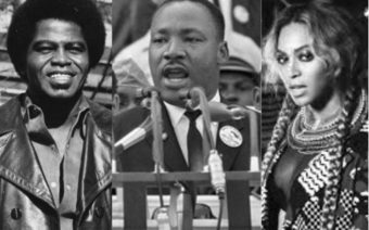 From James Brown to Beyonce: Protest Music Inspired by Dr. King
