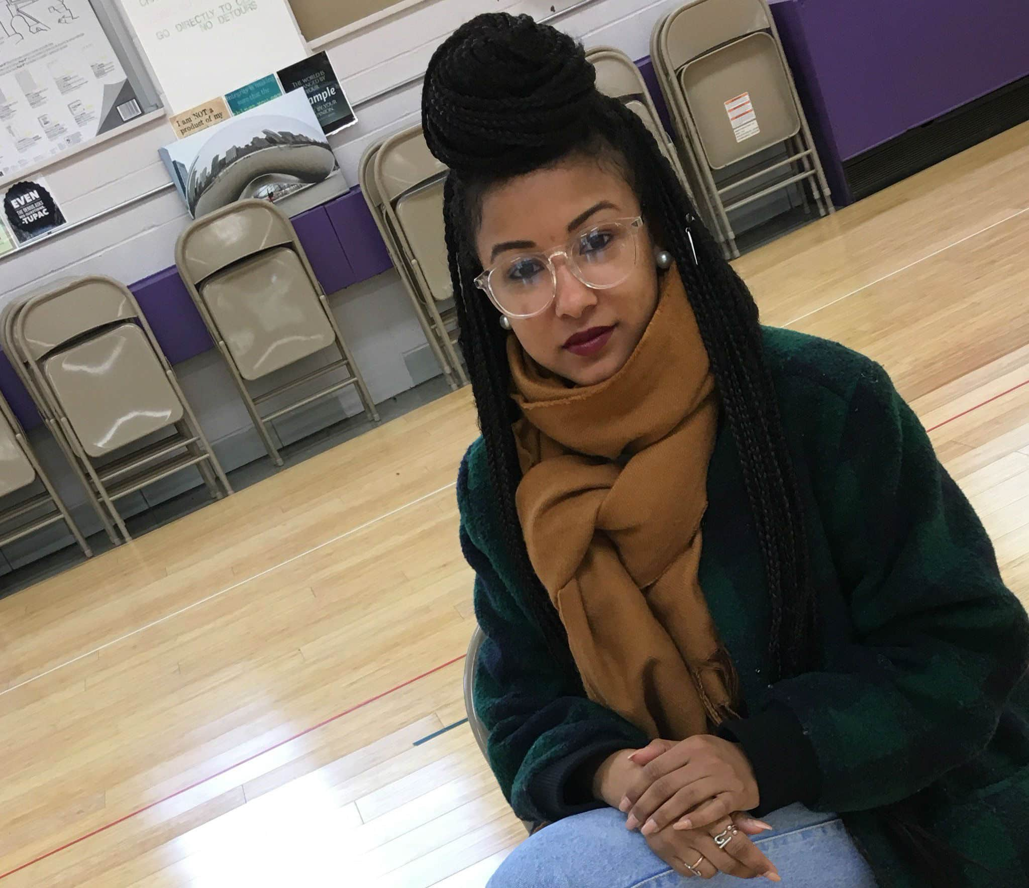 MLK's Legacy Is Being Manifested in This Woke, No-Nonsense Baltimore Teacher