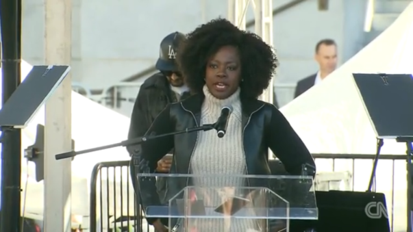 Viola Davis Speaks Out for Sexual Assault Survivors Ignored by Mainstream Media