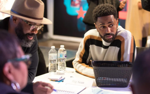 Exclusive: Big Sean, Others and Ford's Men of Courage