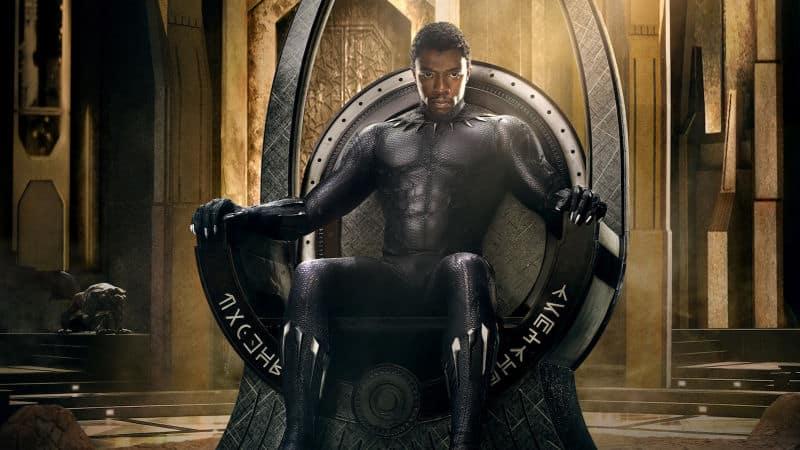 Black Panther, Netflix