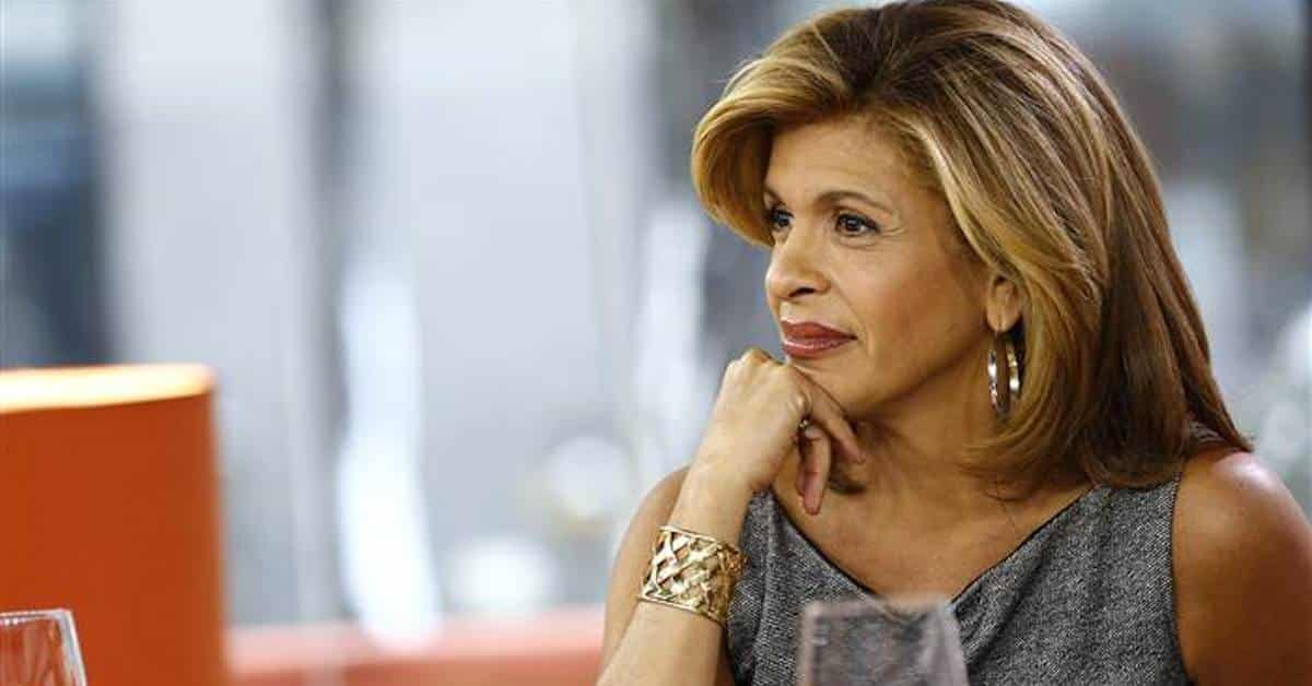 How Hoda Kotb Made History By Replacing Matt Lauer On The Today Show