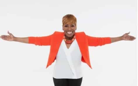 In New Book, Iyanla Vanzant Challenges Us to 'Get Over It'