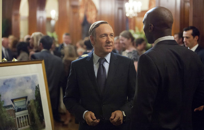 Kevin Spacey Accused of Using Racial Slurs While Filming 'House of Cards'