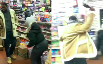 "Video of Man Cracking Bottle Over ""Sidechick's"" Head Goes Viral — and People are Oddly Praising It"