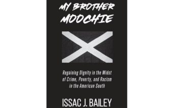 Books: 'My Brother Moochie' Chronicles One Boy's Story of Heartbreak