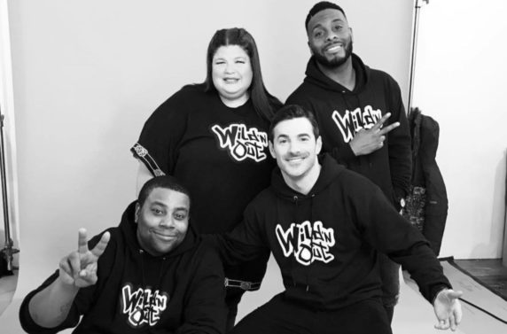 """Nick Cannon Reunites """"All That"""" Cast on """"Wild N' Out"""""""