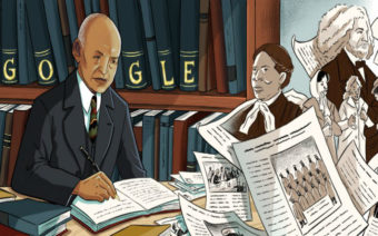 Google Doodle Pays Homage to the 'Father of Black History'
