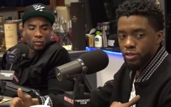 Chadwick Boseman Talks Being Black Panther, Tells Critics to be Aware of Internalized Racism
