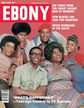 The Afro-Americans of the 1970s: Black History from the Pages of EBONY