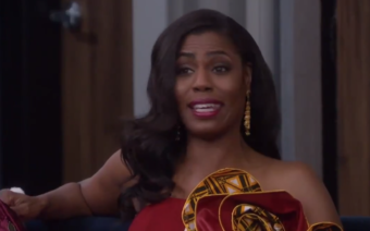 Omarosa Suffers From Asthma Attack During 'Celebrity Big Brother'
