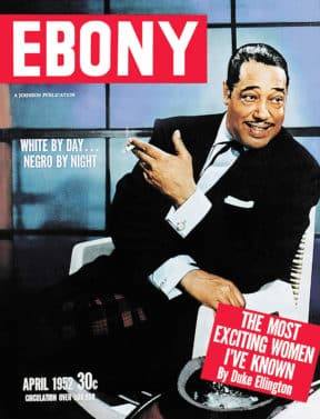 The Colored People of the 1950s: Black History from the Pages of EBONY