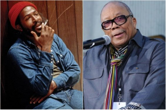 Marvin Gaye's Sister Calls Out 'Wicked & Vindictive' Quincy Jones