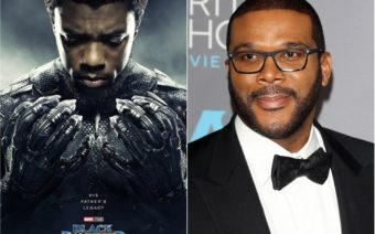 'Black Panther' Partially Shot at Tyler Perry Studios in Atlanta