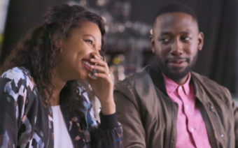 EXCLUSIVE: Kylie Bunbury & Lamorne Morris Talk 'Tugging' & New Comedy, 'Game Night' (VIDEO)