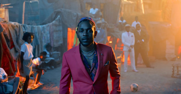 Kendrick Lamar Drops Visually Stunning Video For Black Panther's 'All The Stars'