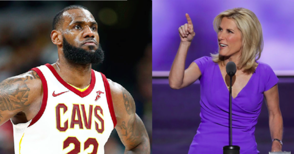Lebron James Responds to FOX Reporter Who Told Him to 'Shut Up and Dribble' in the Most Epic Way [VIDEO]