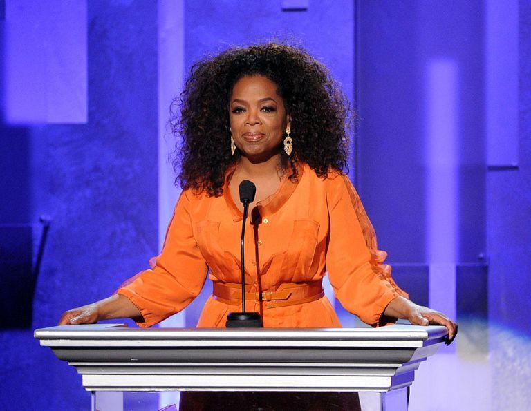 informative speech oprah winfrey Oprah winfrey's harvard commencement speech: now oprah winfrey i have listen at many speechs before i have listen to the president give their speech.