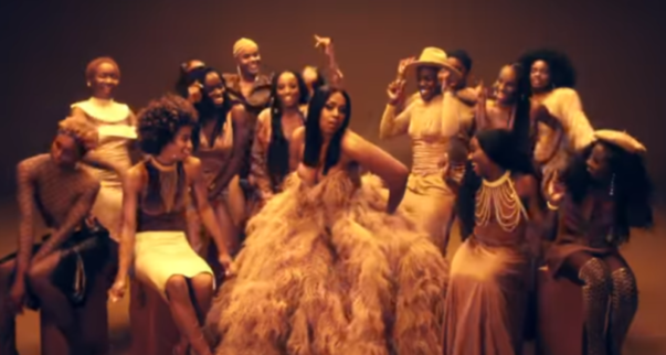 The Brown & The Beautiful: Remy Ma is Dripping in 'Melanin Magic' (VIDEO)