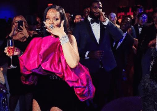 Rihanna Celebrates 30th Birthday With Performance From Toni Braxton (PHOTOS)